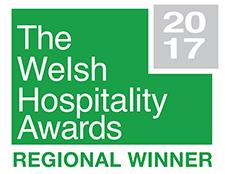 The Welsh Hospitality Awards - Regional Winner