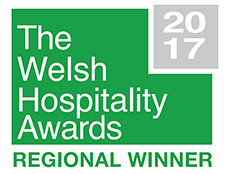 The Welsh Hospitality Awards - Regional Winner